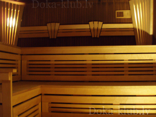 русская баня Baltic Beach Hotel
