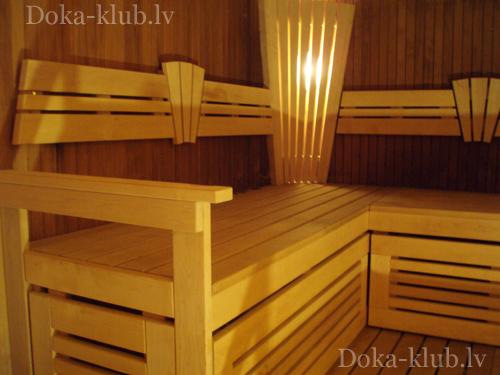русская баня Baltic Beach Hote