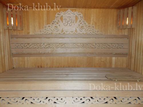 баня в русском стиле